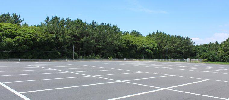 駐車場の増設
